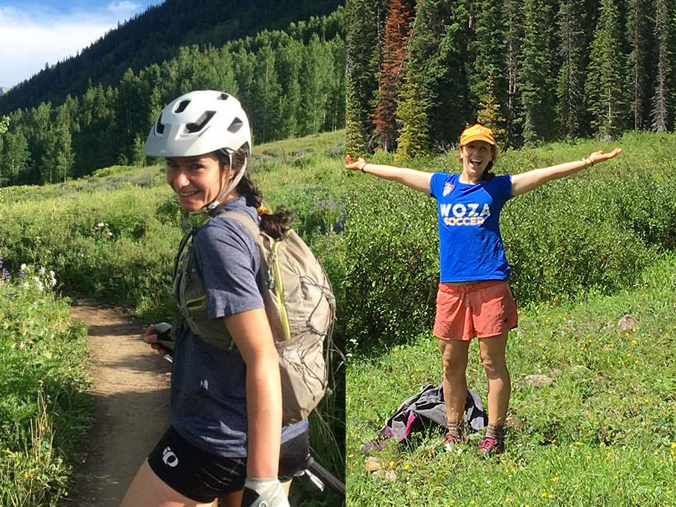 The Land Trust Says Goodbye to Claire and Welcomes Arielle!
