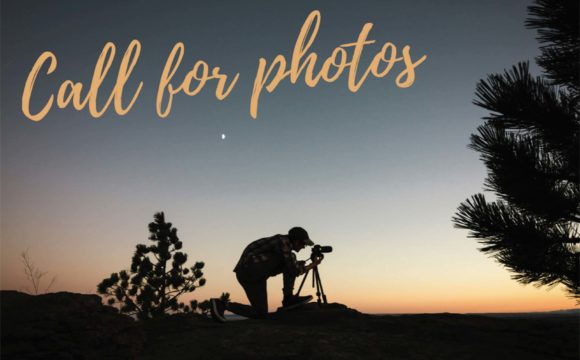 Calling All Photographers: 2021 Calendar Submission