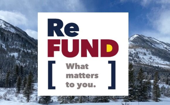 Make an Impact with Your Tax Refund!